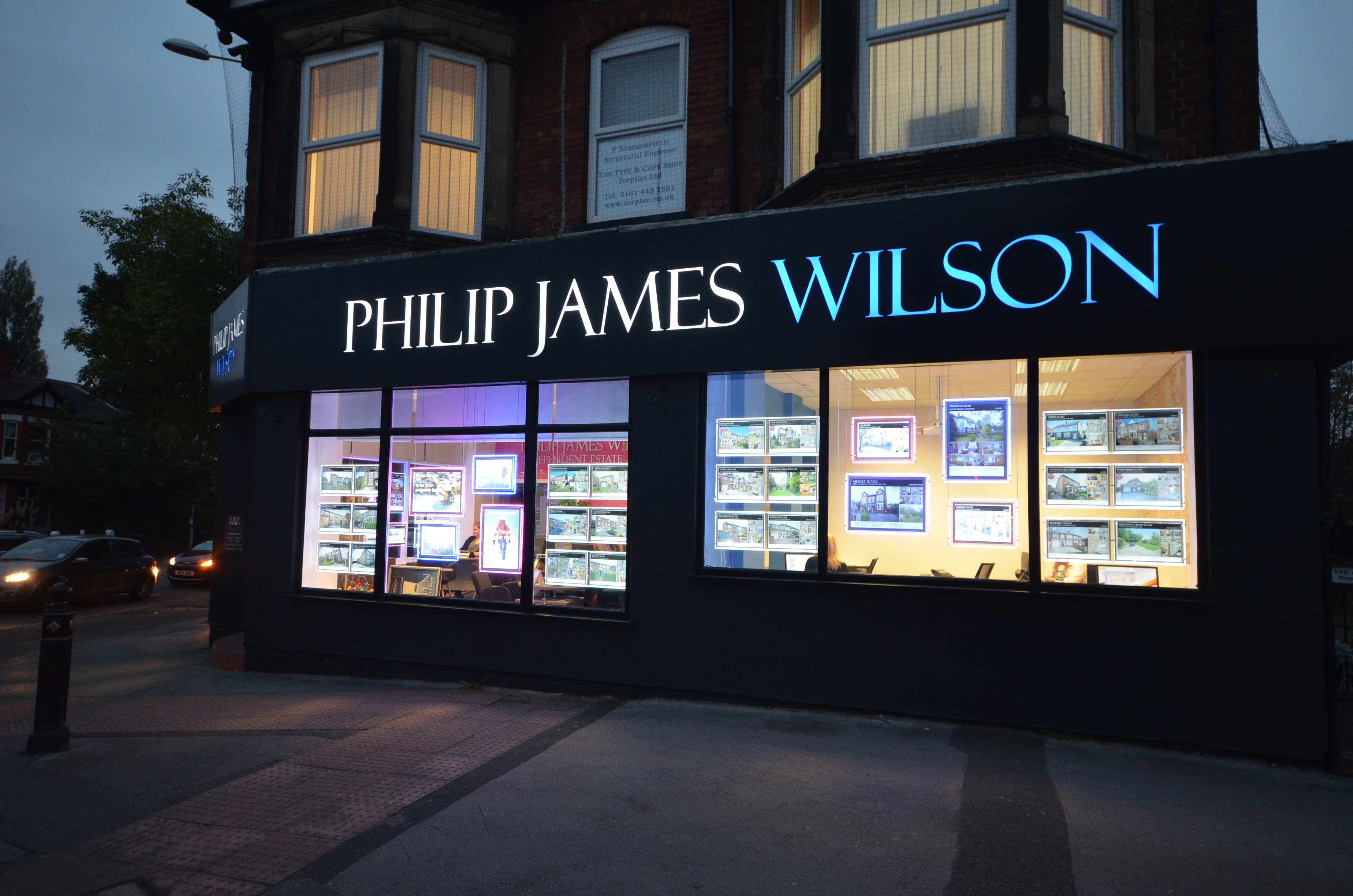Philip James Wilson